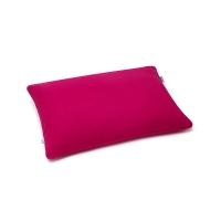 Mumla Kissenbezug Pink Himbeerrot Pink aus hochwertiger Baumwolle