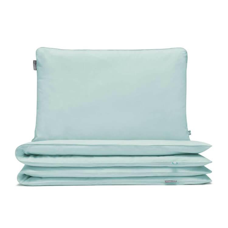 Hochwertige Bettwäsche Mint aus reiner Baumwolle von Mumla