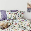 Sommerbettwäsche mit Wildblumen von Mumla Kinder