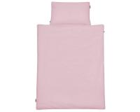 Kinderbettwäsche rosa in 90x120 cm und 100x135 cm