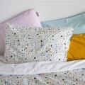 Trendige Bettwäsche mit Terrazzo Muster von Mumla