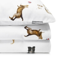 Hunde-Bettwäsche von Mumla