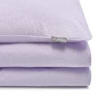 Flieder Bettwäsche aus hochwertiger Baumwoll von Mumla