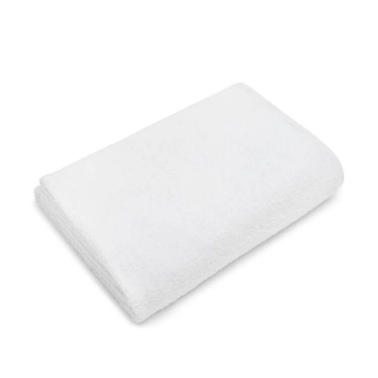 Mumla Baumwoll Handtücher weiß
