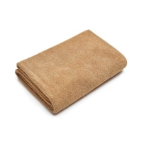 Mumla Handtücher Beige Frottee Baumwolle