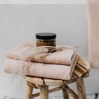 Mumla Frottee Baumwolle Handtuch beige