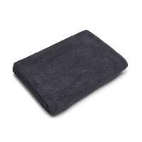 Mumla Handtücher Dunkelgrau Frottee Baumwolle