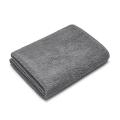 Mumla Handtücher Grau Frottee Baumwolle