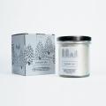 hagi cosmetics Duftkerze Winter Forest aus Sojawachs