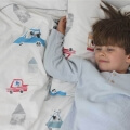 Auto Kinderbettwäsche aus Baumwolle von Mumla