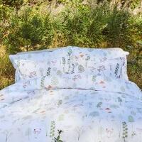 Wald Bettwäsche von Mumla aus reiner Baumwolle