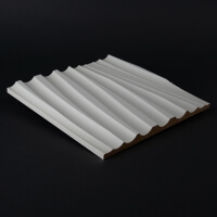 3D Wandpaneel 001 aus MDF Holz