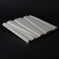 3D Wandpaneel 002 aus MDF Holz