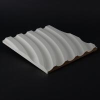 3D Wandpaneel 003 aus MDF Holz