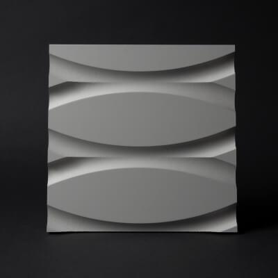 Spannbettlaken im Moos Design mit Elastikband