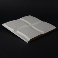 3D Wandpaneel 017 aus MDF Holz