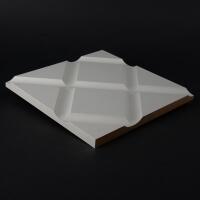 3D Wandpaneele 023 aus MDF Holz