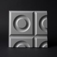 3D Wandpaneele 026 von HOOSA