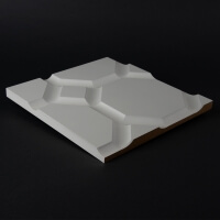 3D Wandpaneele 027 aus MDF Holz