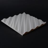 3D Wandpaneele 031 aus MDF Holz