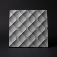 3D Wandpaneel 059 von HOOSA