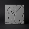 3D Wandpaneel 064 von HOOSA