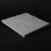 3D Wandpaneel 064 aus MDF Holz