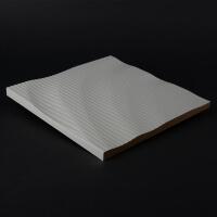 3D Wandpaneel 065 aus MDF Holz