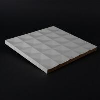 3D Wandpaneel 067 aus MDF Holz