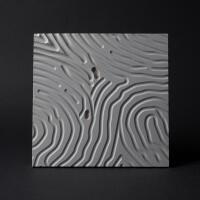 3D Wandpaneel 076 von HOOSA