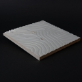 3D Wandpaneel 076 aus MDF Holz