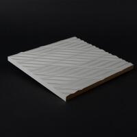 3D Wandpaneel 078 aus MDF Holz