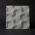 3D Wandpaneel 080 von HOOSA