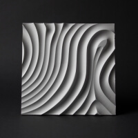 3D Wandpaneel 081 von HOOSA