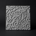 3D Wandpaneel 084 von HOOSA