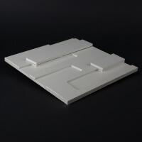 3D Wandpaneel 085 aus MDF Holz