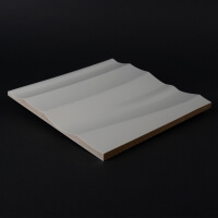 3D Wandpaneel 089 aus MDF Holz