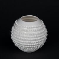 Kina Ceramics Yerba Mate Tee Becher Spiky weiß aus edlem Porzellan