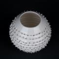 Porzellan Mate Tee Becher Spiky Platin von Kina Ceramics