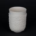 Kina Ceramics Spiky weiß Teebecher aus Porzellan