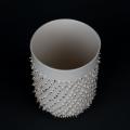 Kina Ceramics Kaffeebecher Spiky Gold