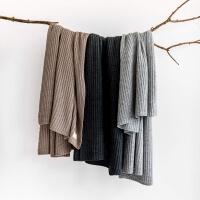 Strickdecke Soft weave moyha