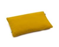 Kinderbettwäsche aus Baumwolle hochwertig in senfgelb uni