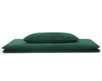 Hochwertige Bettwäsche in grün günstig online kaufen