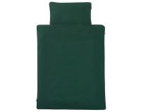 Bettwäsche grün in Normalgröße 135x200 cm
