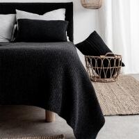 moyha Kissen Premium wool dunkelgrau