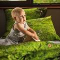 Moos Kinderbettwäsche Hayka
