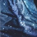 Foonka Bettwäsche Sterne bei Nacht Hayka