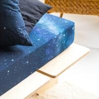 Hayka Spannbettlaken Sterne Hayka Design von Foonka