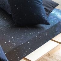 Sternenhimmel Spannbettlaken Hayka von Foonka